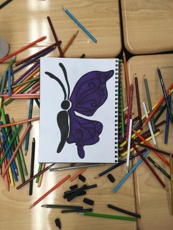 priscilla butterfly